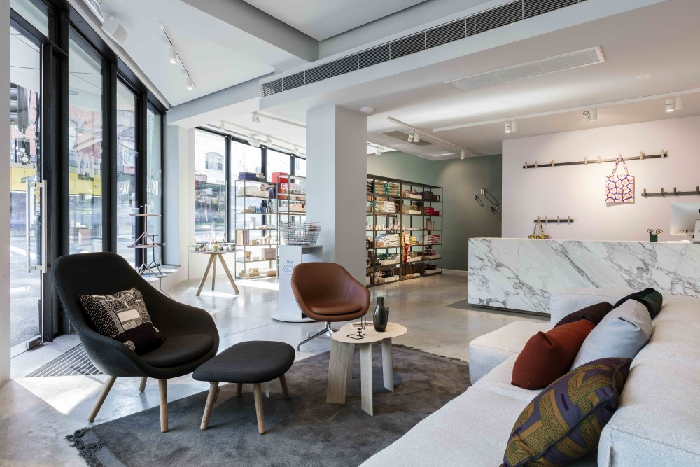 interview with rolf hay at hay sydney store. Black Bedroom Furniture Sets. Home Design Ideas